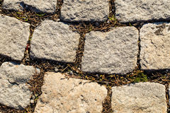 Paving pattern Royalty Free Stock Images