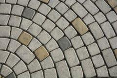 Paving slabs Royalty Free Stock Image
