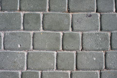 Paving Slabs Royalty Free Stock Photo