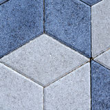 Paving slabs close up a background Royalty Free Stock Photos