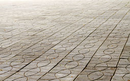 Paving slabs Royalty Free Stock Photos