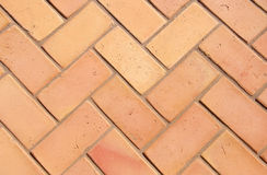 Paving slabs in the form of bricks. Background. Texture. Stock Photos