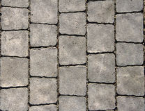 Paving slabs. Stock Photography