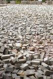 Paving slabs Royalty Free Stock Images
