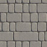 Paving Slabs. Seamless Texture. Royalty Free Stock Images