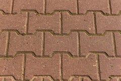 Paving slabs texture stone Stock Photos