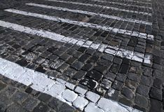 Paving stone Royalty Free Stock Photo