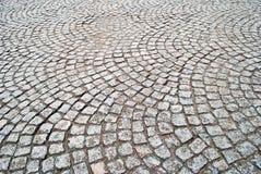 Paving stone background Royalty Free Stock Images