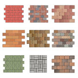 Paving stone Royalty Free Stock Image