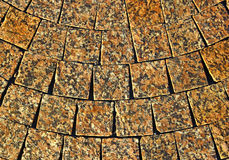 Paving stone Stock Image