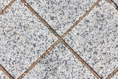 Paving stone path Stock Photo
