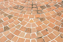Paving stone pattern Royalty Free Stock Images