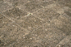 Paving Stone Pattern Elements , texture or background Royalty Free Stock Images