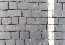 Paving stone Stock Photography