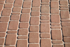 Paving stone Royalty Free Stock Photos