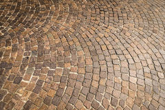 Paving. Stone paving texture. Abstract structured background royalty free stock photos