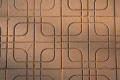 Paving stone texture. Royalty Free Stock Photography