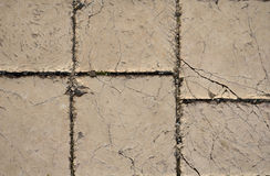 Paving stone texture Royalty Free Stock Photos