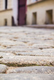 Paving stones. Royalty Free Stock Photos