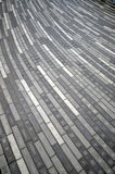 Word Paving stones Stock Image