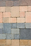 Paving stones Stock Image