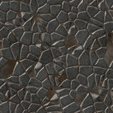 Paving stones abstract seamless generated hires texture Royalty Free Stock Image