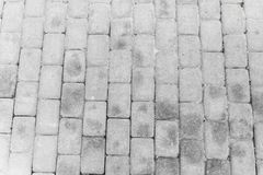 Paving stones as a background. texture. Photo of an abstract texture Stock Images