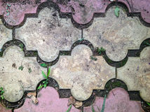 Paving stones background Stock Images