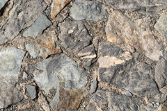 Paving stones. Stock Photography
