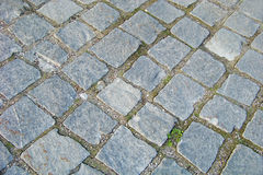Paving Stones Royalty Free Stock Photo
