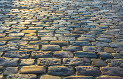 Paving stones background texture Stock Photography