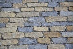 Paving stones Royalty Free Stock Photo
