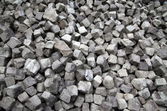 Paving Stones. Pile of paving stones Royalty Free Stock Photo