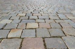 Paving stones Stock Photography