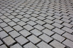 Paving Stones Texture Stock Photography