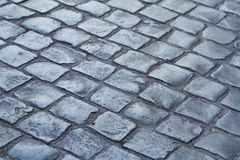 Paving stones texture Stock Photo