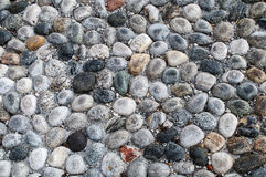 Paving stones, texture Royalty Free Stock Images