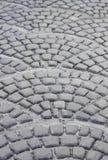 Paving stones texture Royalty Free Stock Photos