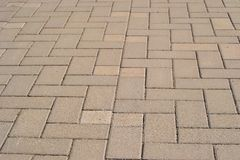 Paving stones Royalty Free Stock Image