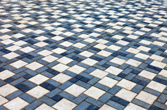 Paving Tiles For The Background Stock Photo
