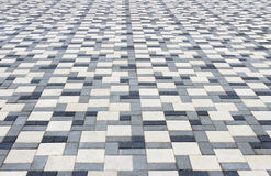 Paving tiles Royalty Free Stock Image