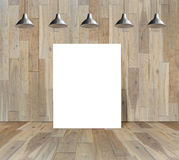 Paving wood floor on the forest backgrounds Royalty Free Stock Photos