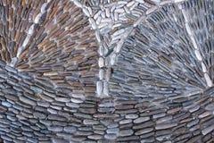 Paving zen stones Stock Photography