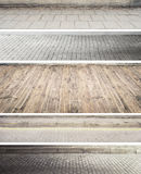 Pavings Royalty Free Stock Images