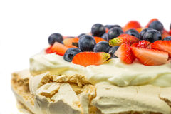 Pavlova Close Up III Royalty Free Stock Images
