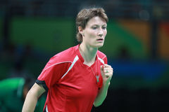 PAVLOVICH Viktoria at the Olympic Games in Rio 2016. Stock Photography