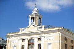 Pavlovsk,圣彼得堡,俄罗斯 免版税图库摄影