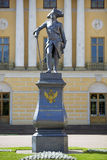 Pavlovsk,圣彼得堡,俄罗斯 库存图片