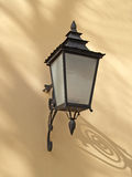 Pavlovsk. Decorative lamp on a wall of the Big palace Stock Images