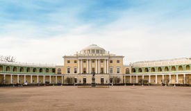 Pavlovsk Palace Russian Imperial residence Stock Photo